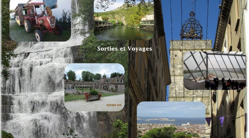 Sorties et Voyages